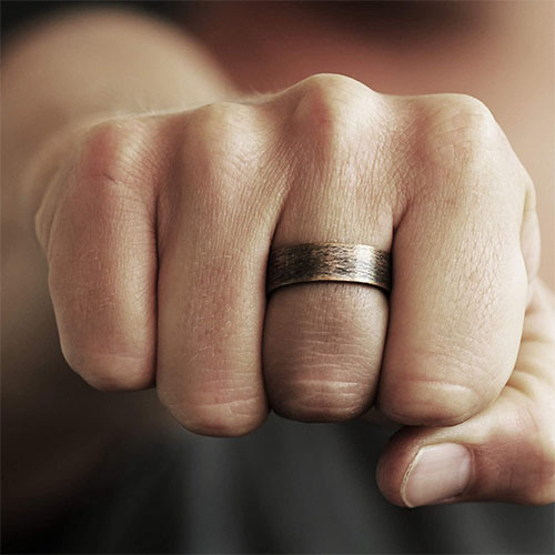 circulum hand ring